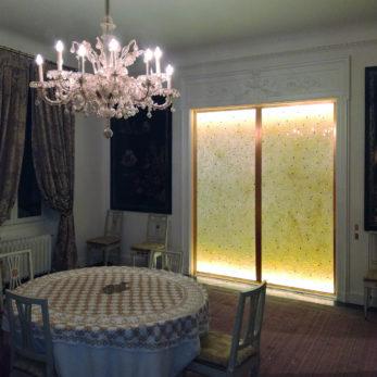 Porte appartement parisien