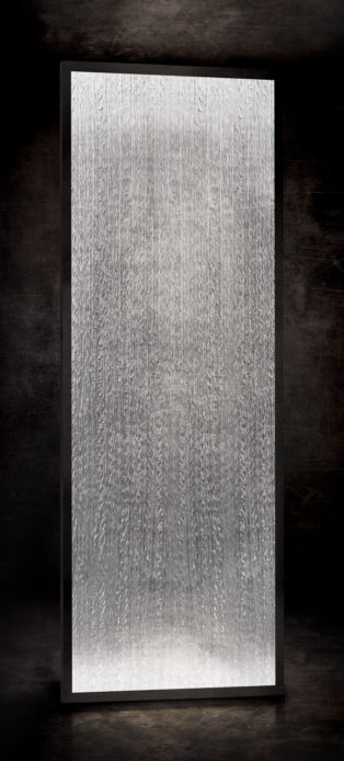 Plissé cascade grey RÉF. B – 015